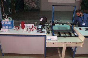 1ο Εσπερινό ΕΠΑΛ Αιγάλεω 3d Printer, παρουσίαση