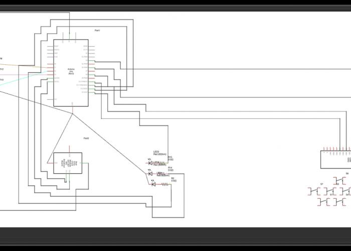Σχηματικό διάγραμμα συσκευής