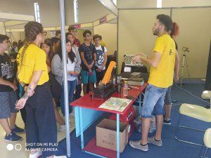 Παρουσίαση της συσκευής σε μαθητές